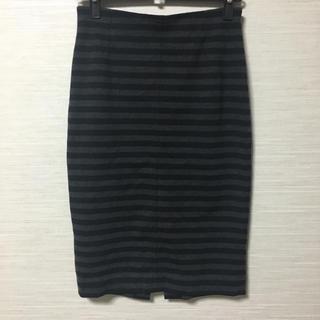 ユニクロ(UNIQLO)のユニクロ ホーダータイトスカートS(ひざ丈スカート)