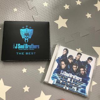 サンダイメジェイソウルブラザーズ(三代目 J Soul Brothers)のTHE BEST BLUE IMPACT 三代目(ミュージシャン)