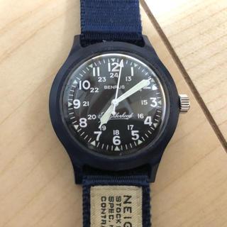 ネイバーフッド(NEIGHBORHOOD)のBENRUS×NEIGHBORHOOD 腕時計(腕時計(アナログ))