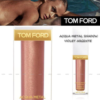 トムフォード(TOM FORD)の最新◆TOM FORD◆トムフォード/ACQUA METAL SHADOWアクア(アイシャドウ)