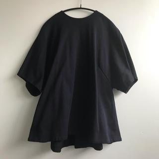 エンフォルド(ENFOLD)のenfold ミラノリブカットソー(カットソー(半袖/袖なし))