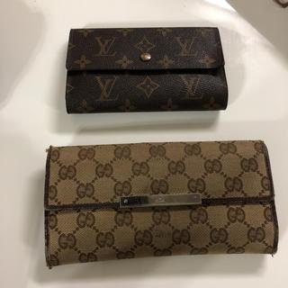 Gucci - VUITTON GUCCI 財布