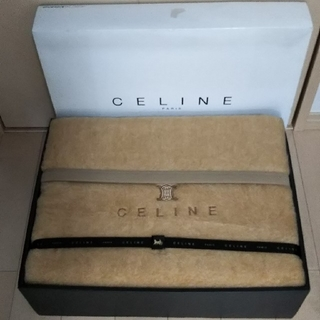 セリーヌ(celine)のCELINE毛布(毛布)
