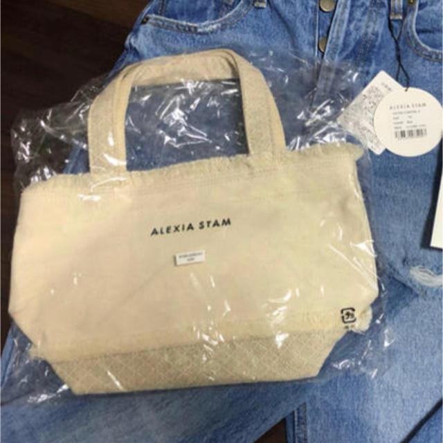 ALEXIA STAM(アリシアスタン)の今期のアリシアスタントート レディースのバッグ(トートバッグ)の商品写真