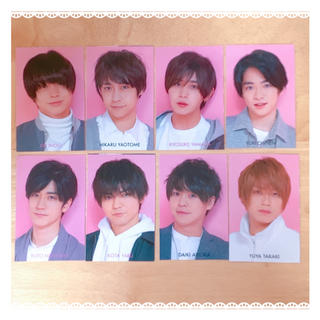 Hey! Say! JUMP - 厚紙生カード