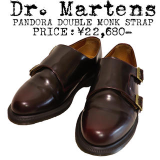 Dr.Martens - 美品★定価¥2,2万★Dr. Martens★ドクターマーチン★シューズ★UK6