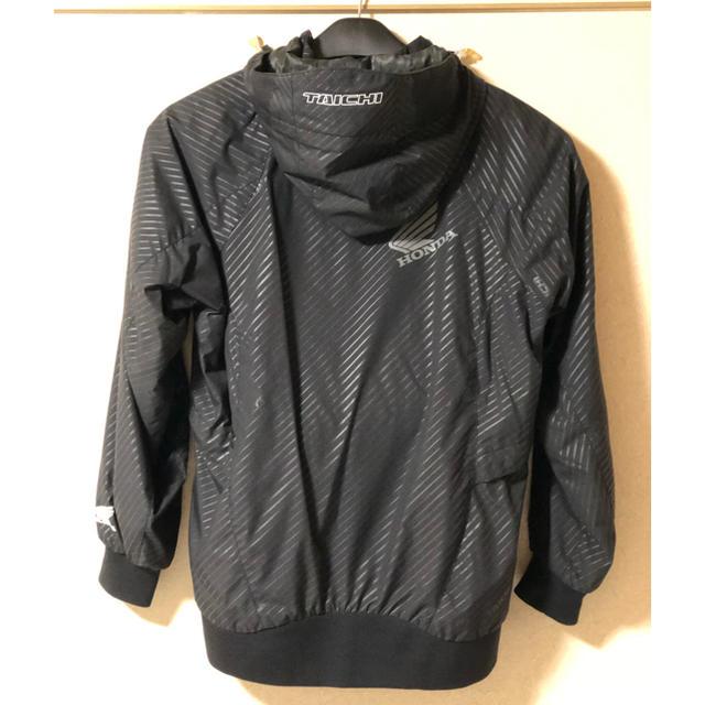 ホンダ(ホンダ)のHONDA×RS TAICHIコラボ ジャケット M size 自動車/バイクのバイク(装備/装具)の商品写真