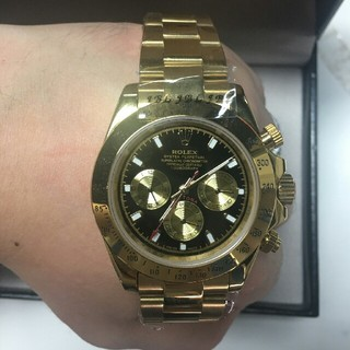 ROLEX - 美品 ロレックス 腕時計 機械自動巻き 防水 未使用
