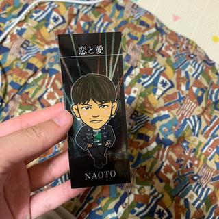 サンダイメジェイソウルブラザーズ(三代目 J Soul Brothers)のNAOTO 千社札(ミュージシャン)