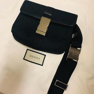 グッチ(Gucci)のタイムセール✨ GUCCI ❤️ GG柄 ウエストポーチ(ボディバッグ/ウエストポーチ)