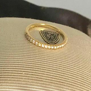 アガット(agete)のベルシオラ  ダイヤリング(リング(指輪))