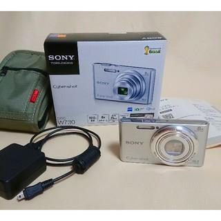 SONY - SONY デジカメ CyberShot DSC-W730