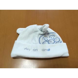 アンパンマン(アンパンマン)のアンパンマン 新生児 パイル生地 帽子(帽子)