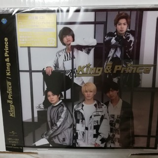 Johnny's - King & Prince 1stアルバム 通常盤
