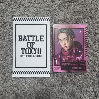 EXILE TRIBE - FANTASTICK 堀夏喜 カード