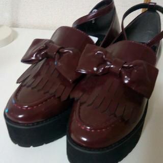 アンクルージュ(Ank Rouge)のAnkRouge 靴(ローファー/革靴)