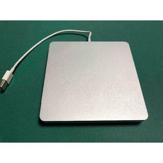 アップル(Apple)のApple USB SuperDrive A1379 ジャンク(PC周辺機器)