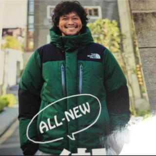 THE NORTH FACE - 【レア】正規品 ノースフェイス バルトロライト マーシー着用