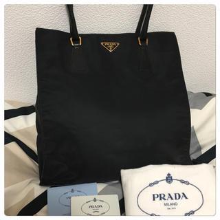 プラダ(PRADA)の【美品】PRADA(プラダ)トートバッグ(トートバッグ)