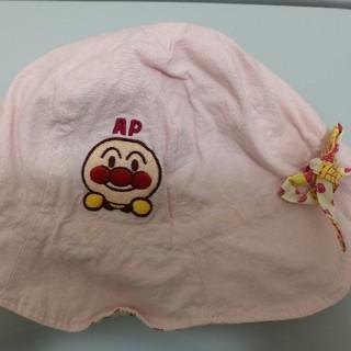アンパンマン(アンパンマン)のアンパンマンリバーシブル  帽子  ハット  あかちゃんまん(帽子)