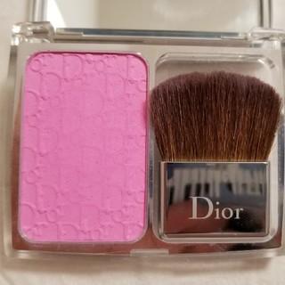 ディオール(Dior)の残量7割程度ディオールチーク(チーク)