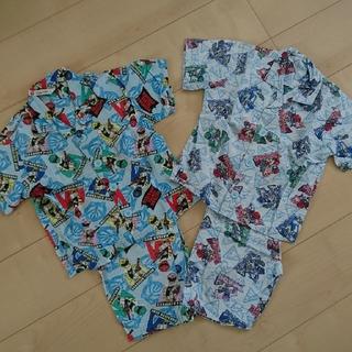 バンダイ(BANDAI)のパジャマ 2セット 100(パジャマ)