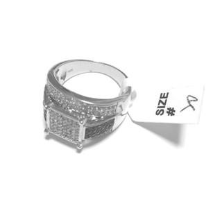 シルバー925 オラオラ系リング(リング(指輪))