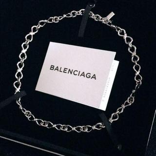 バレンシアガ(Balenciaga)のBALENCIAGA ネックレス(ネックレス)