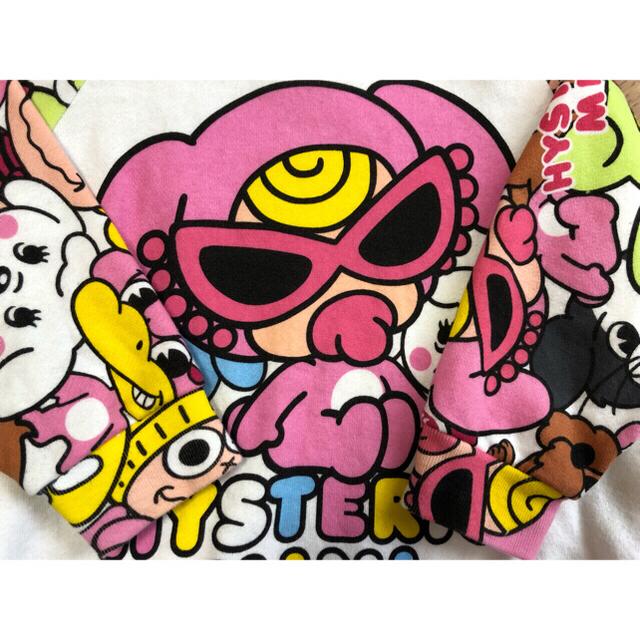 HYSTERIC MINI(ヒステリックミニ)のヒスミニ キッズ/ベビー/マタニティのキッズ服 女の子用(90cm~)(パンツ/スパッツ)の商品写真