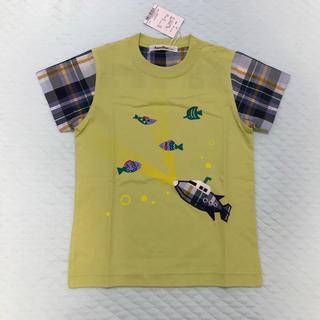familiar - ★現行品★新品★ファミリア★半袖Tシャツ 120★