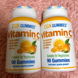 KALDI - ビタミンCグミ ゼラチンフリー、グルテンフリー 自然なオレンジ味 90グミ