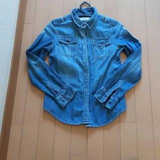 ラルフローレン(Ralph Lauren)のラルフローレンRALPH LAURENデニム長袖シャツ150サイズ(ブラウス)