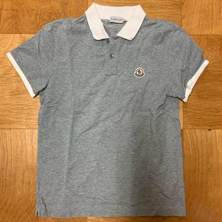モンクレール(MONCLER)のモンクレール グレー M(Tシャツ/カットソー(半袖/袖なし))