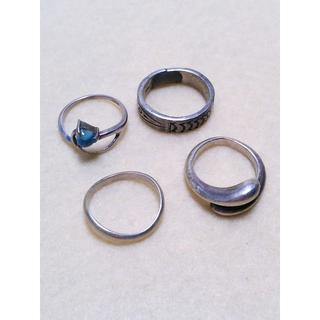254 シルバーリング(リング(指輪))