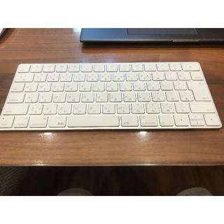 アップル(Apple)のApple Magic Keyboard マジックキーボード Mac(PC周辺機器)