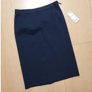 ユニクロ(UNIQLO)の【  タグ付き未使用⠀】UNIQLO スカート ユニクロ スカート(ひざ丈スカート)