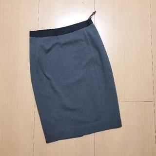 ユニクロ(UNIQLO)のユニクロ スカート UNIQLO ポンチペンシルスカート(ひざ丈スカート)