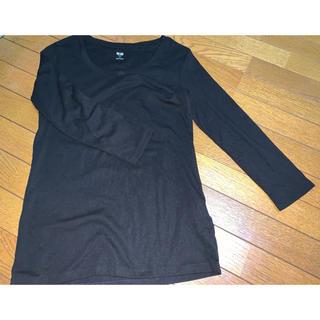 ユニクロ(UNIQLO)のUNIQLO 7分丈Tシャツ(Tシャツ(長袖/七分))