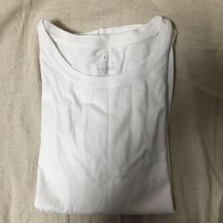ムジルシリョウヒン(MUJI (無印良品))の無印良品カットソー☆ヘインズ フルーツ(Tシャツ(長袖/七分))