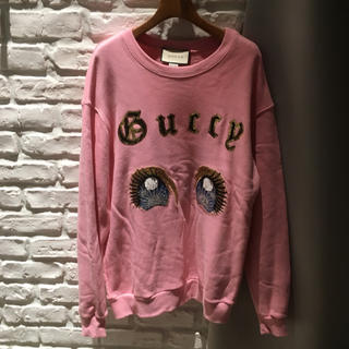 グッチ(Gucci)の国内正規品 グッチ × 井出ちかえ 限定コラボ スウェット(スウェット)