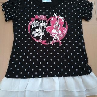 バンダイ(BANDAI)のキラキラ☆プリキュアアラモード Tシャツ(Tシャツ/カットソー)