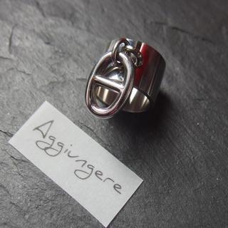 トゥデイフル(TODAYFUL)のチェーンモチーフリング(リング(指輪))