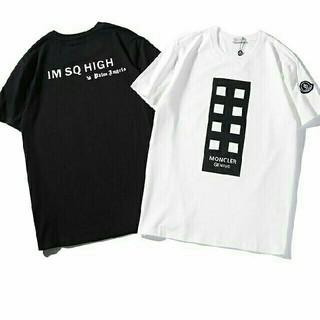 MONCLER - 2枚5000円送料込み 男女兼用 Tシャツ 半袖