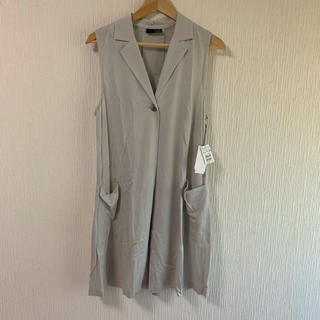 SCOT CLUB - 新品タグ付き✳定価16800円グランターブル ロング ジレ GRANDTABLE