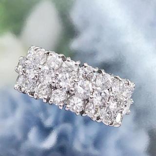 ★2.34ct ダイヤ リング★Pt900 指輪(リング(指輪))