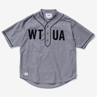 ダブルタップス(W)taps)のwtaps  league ss 19 ベースボールシャツ L 3(シャツ)