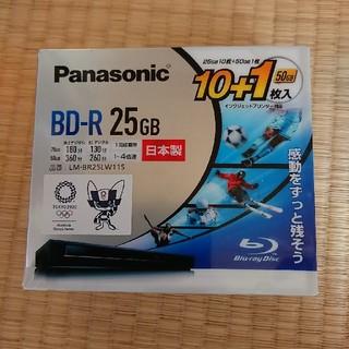 パナソニック(Panasonic)のパナソニック 4倍速ブルーレイディスク(追記)25GB10枚+50GB1枚(その他)