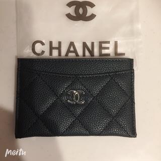 CHANEL - シャネルノベルティ パスケース カードケース