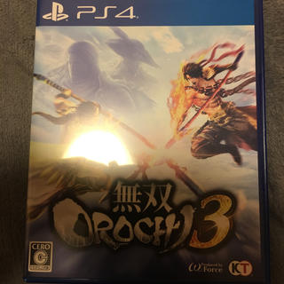 PlayStation4 - 無双OROCHI3 美品