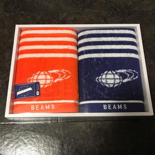 BEAMS - BEAMS 今治タオル 未使用